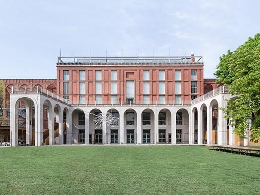 Foto Gianluca Di Ioia - Triennale Milano