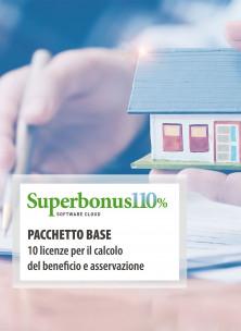 Superbonus 110% - software in cloud