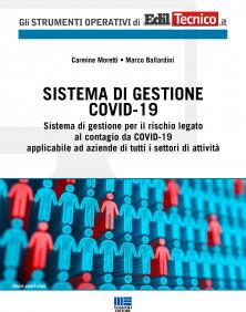 Sistema di gestione Covid-19 - Software