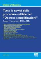 Tutte le novità delle procedure edilizie nel Decreto semplificazioni